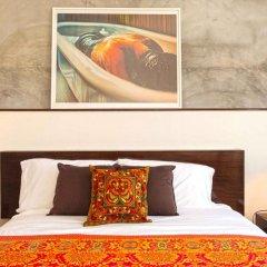 Отель Kama Bangkok - Boutique Bed & Breakfast 2* Номер Делюкс разные типы кроватей фото 10