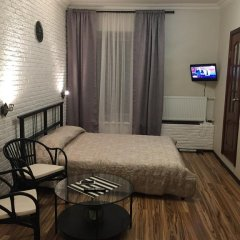 Гостевой дом Невский 6 Стандартный номер двуспальная кровать фото 6