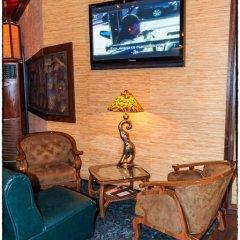Отель Sapphire Болгария, Солнечный берег - отзывы, цены и фото номеров - забронировать отель Sapphire онлайн интерьер отеля