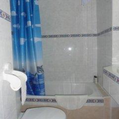 Отель Pension Nuevo Pino Стандартный номер с различными типами кроватей (общая ванная комната) фото 7