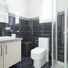 Отель Villa Adonia Кипр, Протарас - отзывы, цены и фото номеров - забронировать отель Villa Adonia онлайн ванная фото 2
