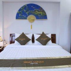 Отель Smart Garden Homestay 3* Стандартный номер с различными типами кроватей фото 3