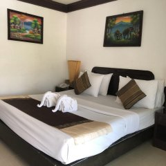 Bamboo Beach Hotel & Spa 3* Улучшенный номер с двуспальной кроватью фото 6
