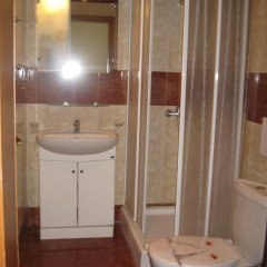 Апартаменты Riviera Studio Равда ванная