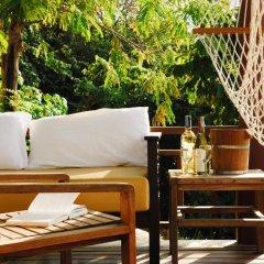 Отель Sarikantang Resort And Spa 3* Улучшенный номер с различными типами кроватей фото 8