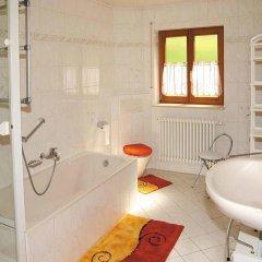 Отель Ferienhof Benz Каппельродек ванная
