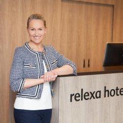 Отель RELEXA Мюнхен интерьер отеля фото 2