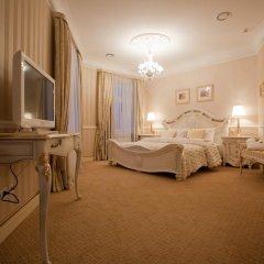 Мини-Отель Villa de Ville 4* Люкс разные типы кроватей фото 4
