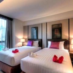 Отель Arcadia Suites Bangkok 4* Улучшенный люкс фото 7