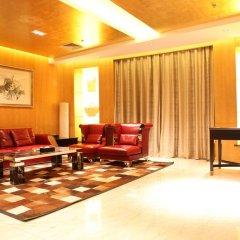 Отель Sun Town Hotspring Resort интерьер отеля