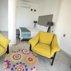 Отель Playa Conchas Chinas 3* Люкс фото 7