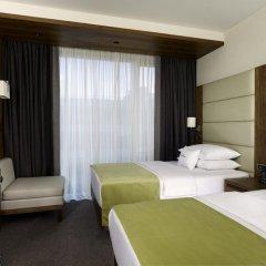 Отель DoubleTree by Hilton Zagreb 4* Стандартный номер с 2 отдельными кроватями фото 2