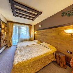 Flora hotel 4* Стандартный номер фото 3