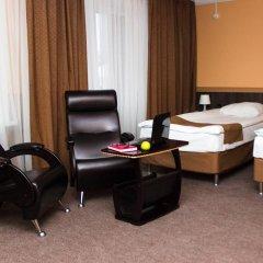 Гостиница Юта Центр 3* Номер Комфорт разные типы кроватей фото 4
