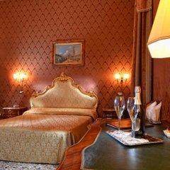 Отель Residenza San Maurizio 3* Улучшенный номер с двуспальной кроватью фото 3