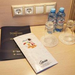 Гостиница Европа Полулюкс с различными типами кроватей фото 10
