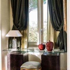 Villa La Vedetta Hotel 5* Люкс повышенной комфортности с различными типами кроватей фото 20