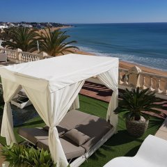 Отель Al-Buhera Palace пляж фото 2