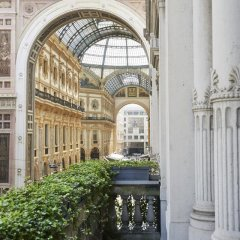 Отель Park Hyatt Milano 5* Президентский люкс с различными типами кроватей фото 10