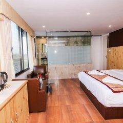 Отель Trekkers Inn Непал, Покхара - отзывы, цены и фото номеров - забронировать отель Trekkers Inn онлайн в номере фото 2