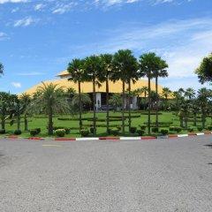 Отель GreenView Villa Phoenix Golf Club Pattaya Бангламунг спортивное сооружение