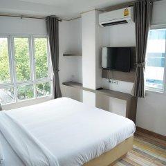 Отель For You Residence 2* Номер Делюкс фото 28