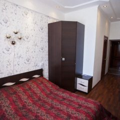 Мини-Отель Центральная Улучшенный номер разные типы кроватей фото 7