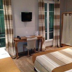 Отель H33 hôtel 2* Стандартный номер с различными типами кроватей фото 2