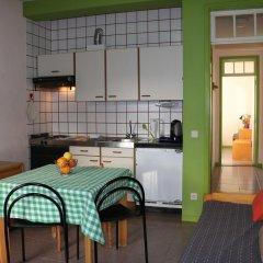 Отель Hospedaria Verdemar Апартаменты с различными типами кроватей фото 17