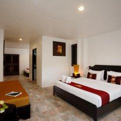 Отель Club Bamboo Boutique Resort & Spa 3* Улучшенный номер с различными типами кроватей фото 11