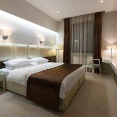 Crystal Hotel Belgrade 4* Президентский люкс с различными типами кроватей