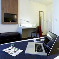 Отель Campanile Lyon Centre - Gare Part Dieu 3* Улучшенный номер с различными типами кроватей фото 6