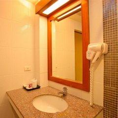 Orchid Garden Hotel 3* Улучшенный номер с двуспальной кроватью фото 11