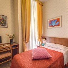 Отель Corona 3* Стандартный номер с двуспальной кроватью фото 8