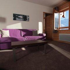 Отель Le Chalet du Mont Vallon Spa Resort комната для гостей фото 5