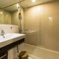Отель The Title Comfort Condotel ванная фото 2