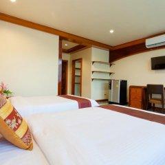 Отель ID Residences Phuket 4* Стандартный номер с двуспальной кроватью фото 17