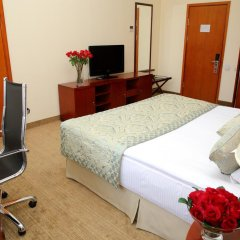 Парк Отель Бишкек 4* Улучшенный номер фото 4