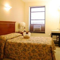 Отель Americana Inn 2* Стандартный номер с двуспальной кроватью (общая ванная комната) фото 5