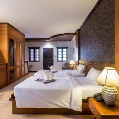 Отель Jang Resort 3* Номер Делюкс двуспальная кровать фото 10