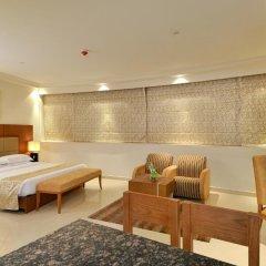 Отель Pearl Park Inn Номер Делюкс с разными типами кроватей фото 5