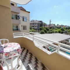 Soykan Hotel Мармарис балкон