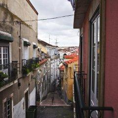 Отель Wonderful Lisboa Olarias Апартаменты с различными типами кроватей фото 7