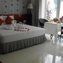 White Lotus Hotel 3* Люкс с различными типами кроватей