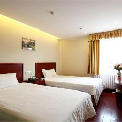 GreenTree Alliance Beijing West Railway Station North Square Hotel комната для гостей фото 5