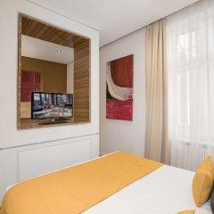 Отель Dominic Smart & Luxury Suites Terazije 4* Номер Делюкс с различными типами кроватей фото 6