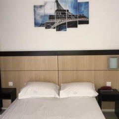 Отель Hôtel De Bordeaux 2* Стандартный номер с двуспальной кроватью фото 3