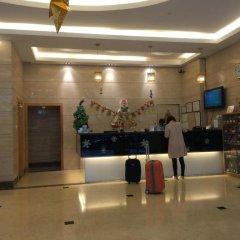 Отель Jinjiang Inn Qingyuan Shifu интерьер отеля