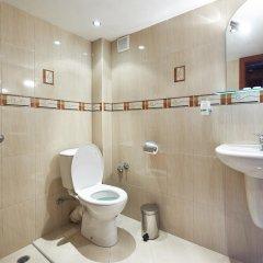 Отель Iv Guest House Болгария, Сливен - отзывы, цены и фото номеров - забронировать отель Iv Guest House онлайн ванная