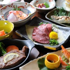 Отель Kurokawa Onsen Oku no Yu Минамиогуни питание фото 3